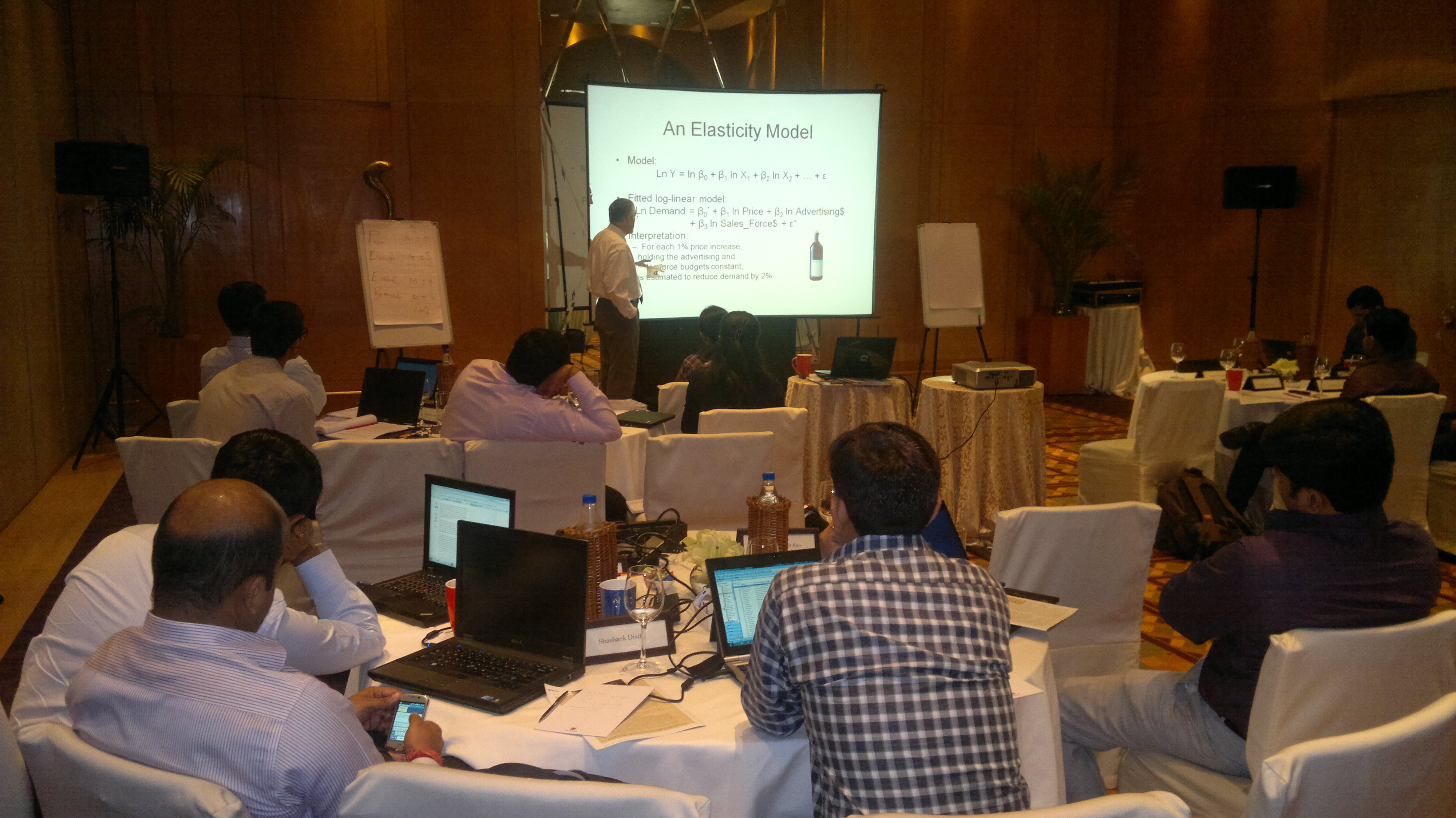 muhakat - Intentional Speaker at the Certified Professional In